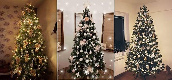 Vianoce nám pomaličky už klopú na dvere a každá jedná z nás už pomaličky  rozmýšľa aké vianočné ozdoby a dekorácie použije na vianočný stromček. f989da4e68e