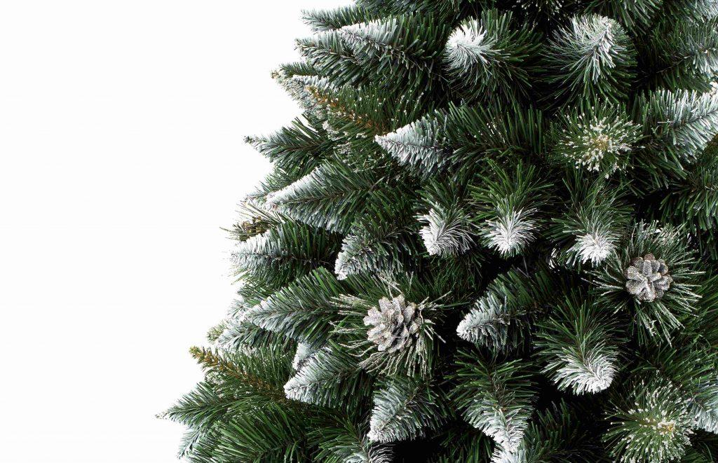 umelý vianočný stromček borovica