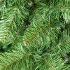 Detailná fotka vetvičiek umelého vianočného stromčeka Jedľa Kaukazská.