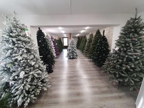 Umelé vianočné stromčeky predaj Bošany
