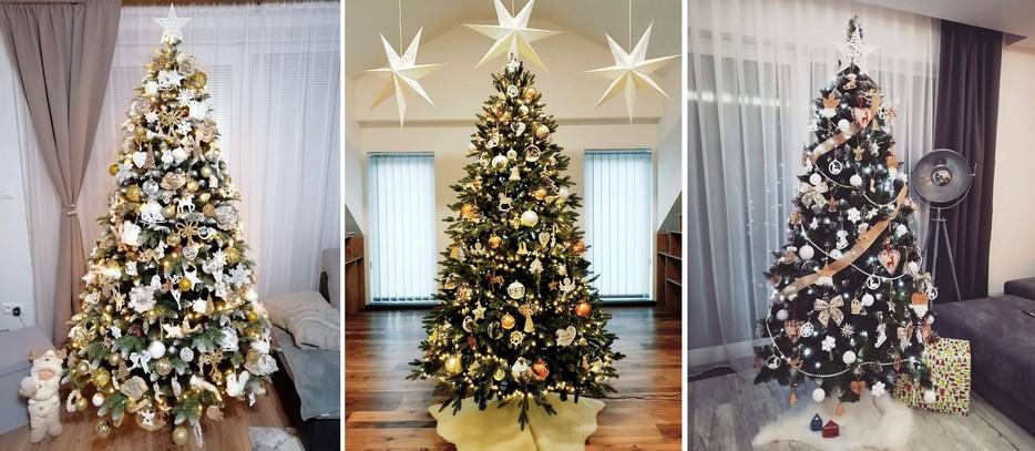 Ako ozdobiť vianočný stromček