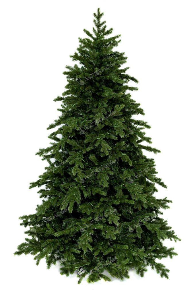 3D vianočný stromček dokonalo imitujúci živý vianočný stromček. Vetvičky stromčeka vyzerajú naozaj realisticky.