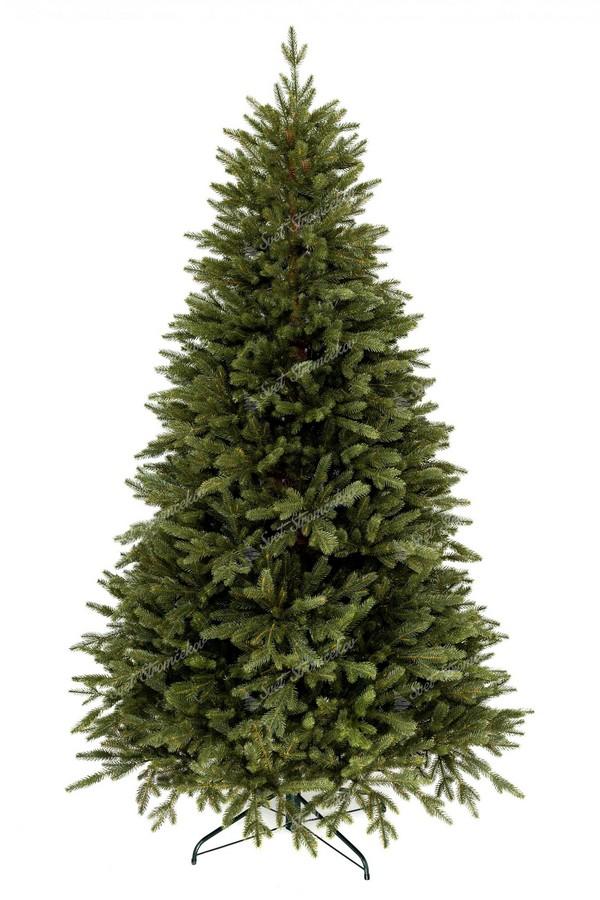 Luxusný vianočný stromček 2020 tvorený 100% 3D smrekovým ihličím