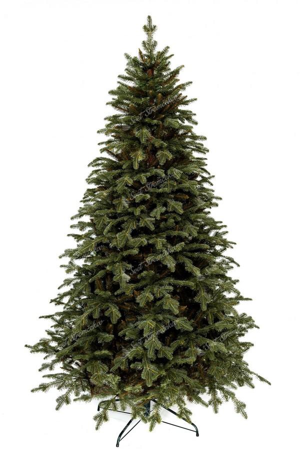 Moderný vianočný stromček 2020 s prepracovaným 3D ihličím