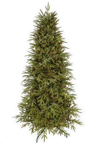 Umelý vianočný stromček 3D Smrek Dánsky. Vianočný stromček zelenej farby