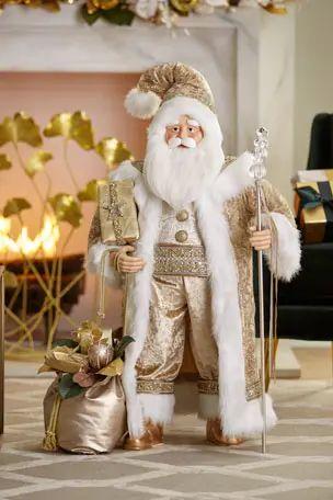 Vianočný Santa Claus