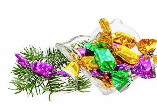 Vianočné salónky