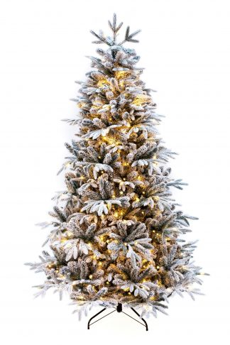 Vianočný stromček 3D Jedľa Sibírska s LED osvetlením