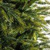 Vianočný stromček 3D Smrek Robustný detail ihličia